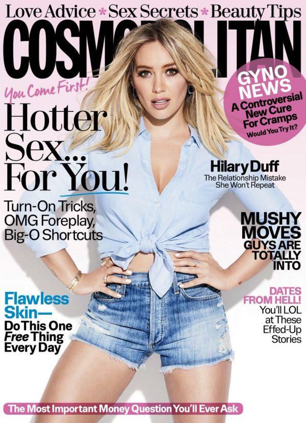 copertina-cosmopolitan-hilary-duff