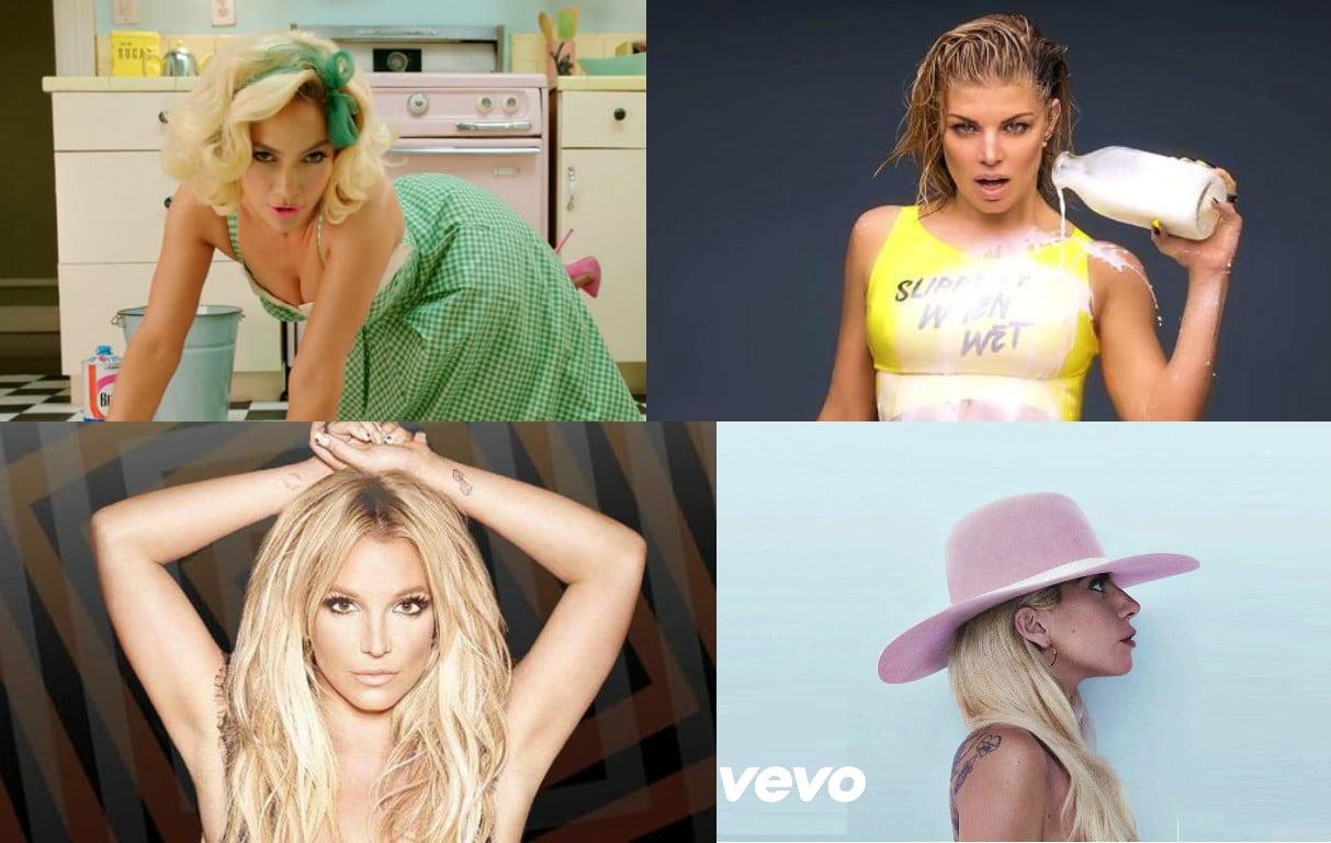 Photo of Britney Spears, Lady Gaga, Fergie, J-Lo: ecco i 10 peggiori FLOP del 2016