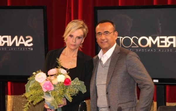 Photo of Carlo Conti e Maria De Filippi presenteranno Sanremo 2017! E' UFFICIALE
