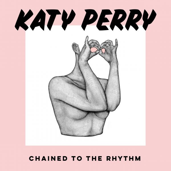 katy perry chained to the rhythm copertina