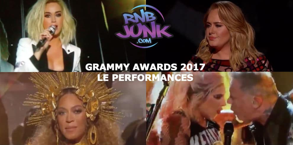 esibizioni video performance grammy awards 2017