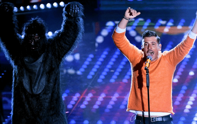 Photo of Francesco Gabbani: ecco la versione di Occidentali's Karma in gara per l' Eurovision
