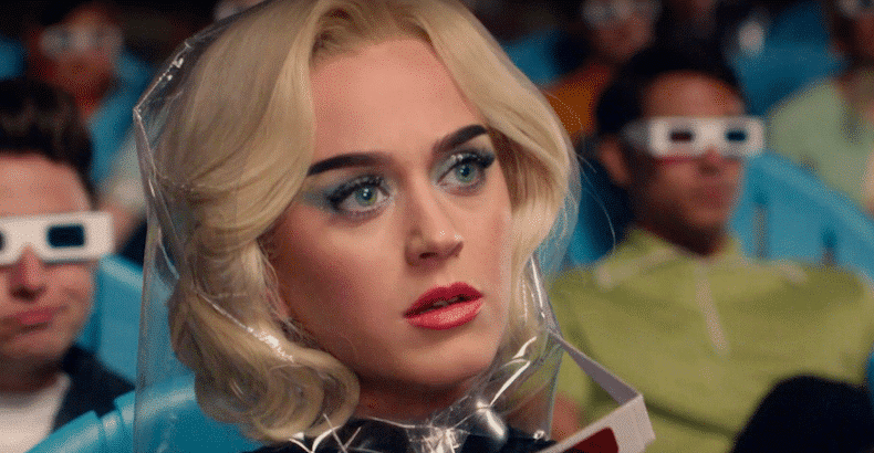 Photo of Billboard Hot 100: Katy Perry con Chained To The Rhythm debutta alla…