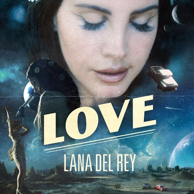 lana del rey love nuovo singolo