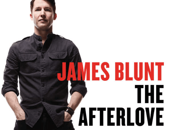 Photo of Ascolta QUI il nuovo album di James Blunt, The Afterlove