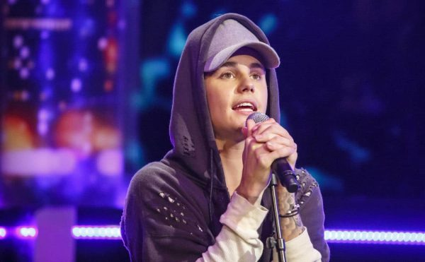 Justin Bieber ospite della tv norvegeseJustin Bieber appears on Norwegian TV2`s talkshow Senkveld in Oslo, 29 October,  2015. Photo by Heiko Junge, NTB scanpixLaPresse  -- Only Italy