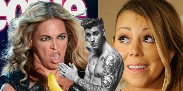 Bieber-Mariah-Beyonce