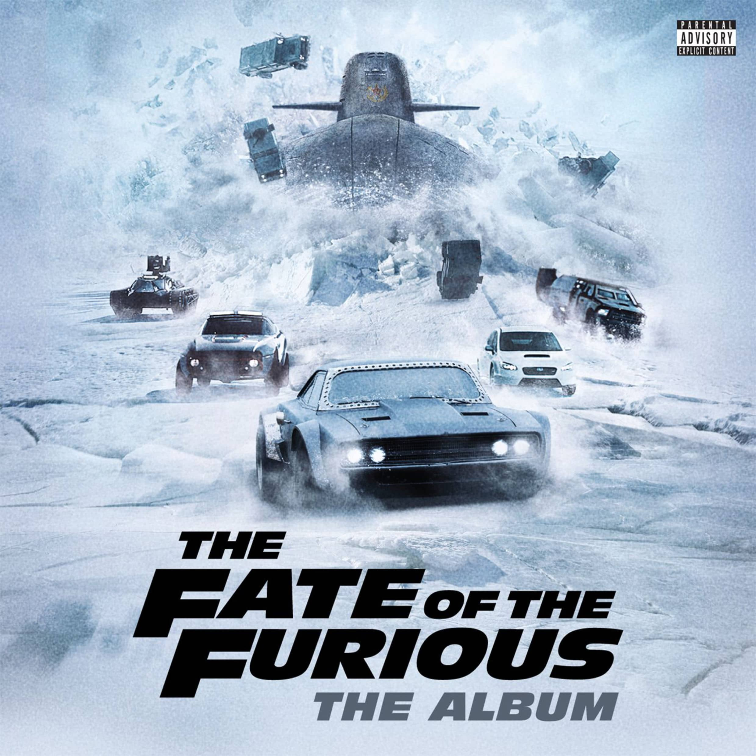 "Photo of Da ora disponibile la soundtrack di ""Fast & Furious 8""! (AUDIO)"
