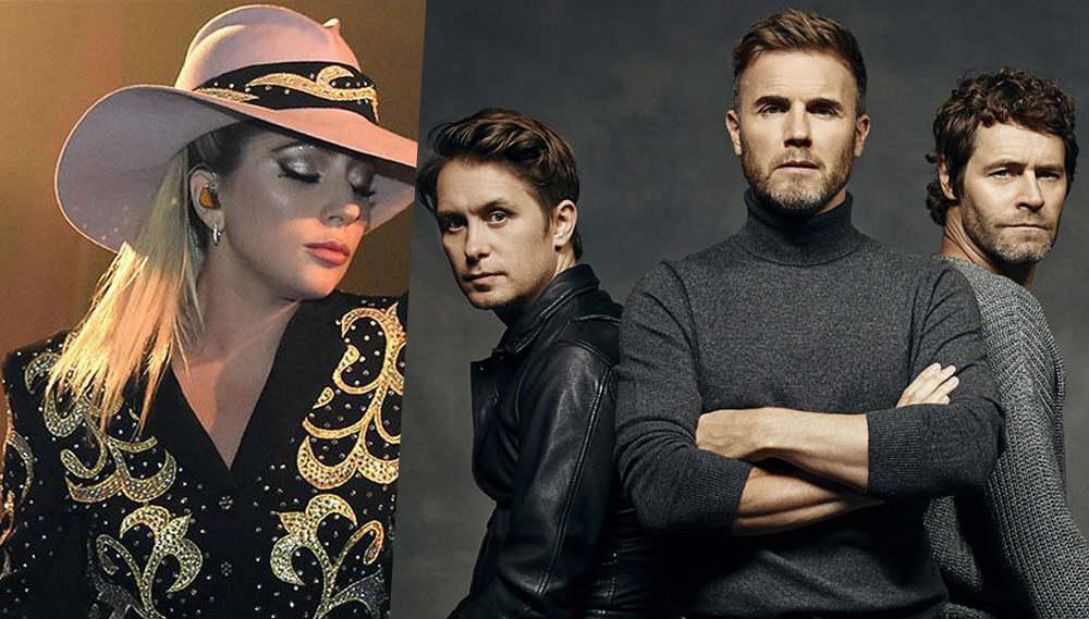 "Photo of I Take That cantano ""Million Reasons"" di Lady Gaga | (VIDEO)"