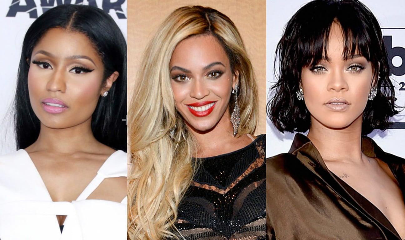 Photo of Nicki Minaj, Beyoncé o Rihanna? Trey Songz non ha dubbi!