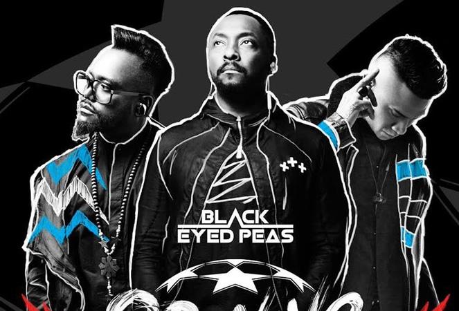 Photo of I Black Eyed Peas alla finale di Champions League, ecco lo show completo!