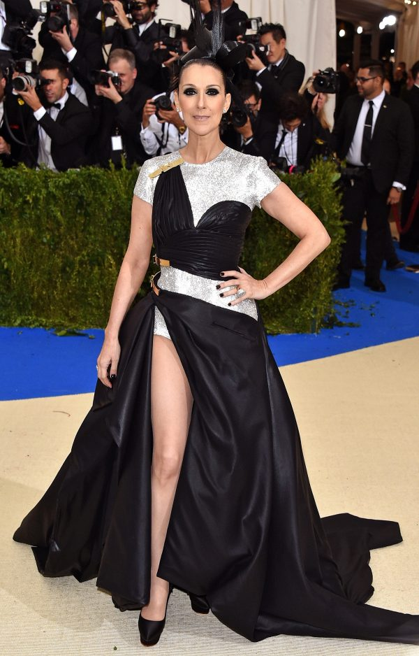Celine Dion Met Gala