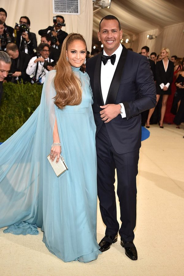 New York, Ny - May 01: Jennifer Lopez And Alex Rodriguez Attend The &Quot;Rei Kawakubo/Comme Des Garcons: Art Of The In-Between&Quot; Costume Institute Gala At Metropolitan Museum Of Art On May 1, 2017 In New York City. (Photo By Kevin Mazur/Wireimage)