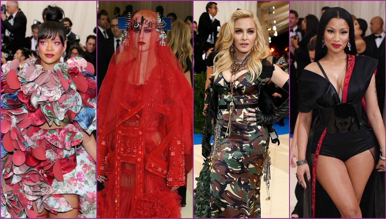 Photo of Met Gala 2017: i look delle star sul red carpet & ironia del web