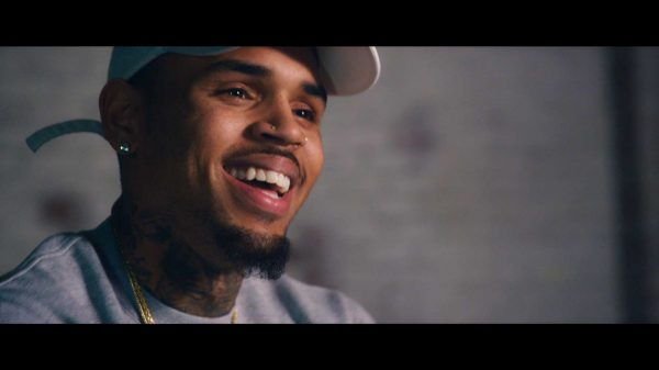 chris brown documentario vita