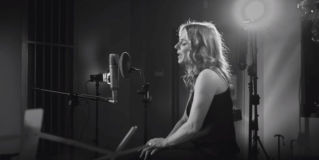 Photo of Geri Halliwell – Angels in Chains   singolo-tributo a George Michael (VIDEO)