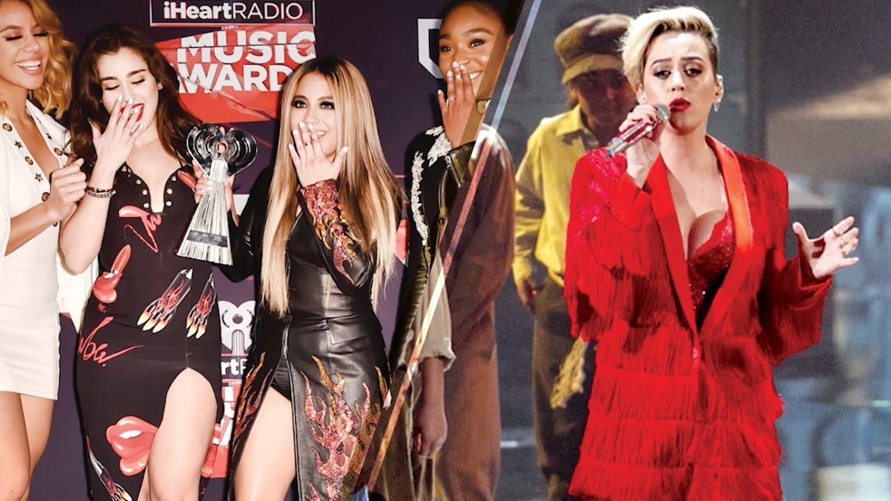 Photo of Billboard Hot 100: Katy Perry scende ancora, debuttano le Fifth Harmony