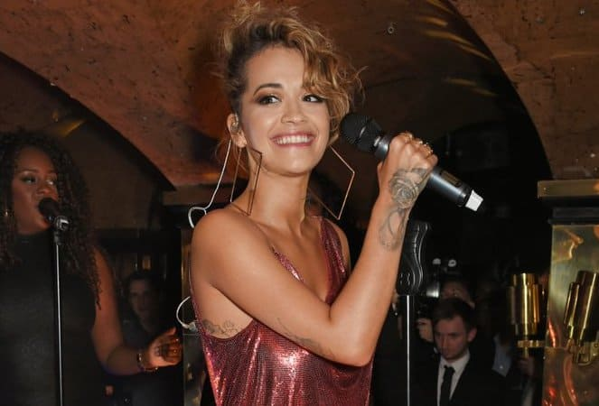Rita Ora Lonely Together
