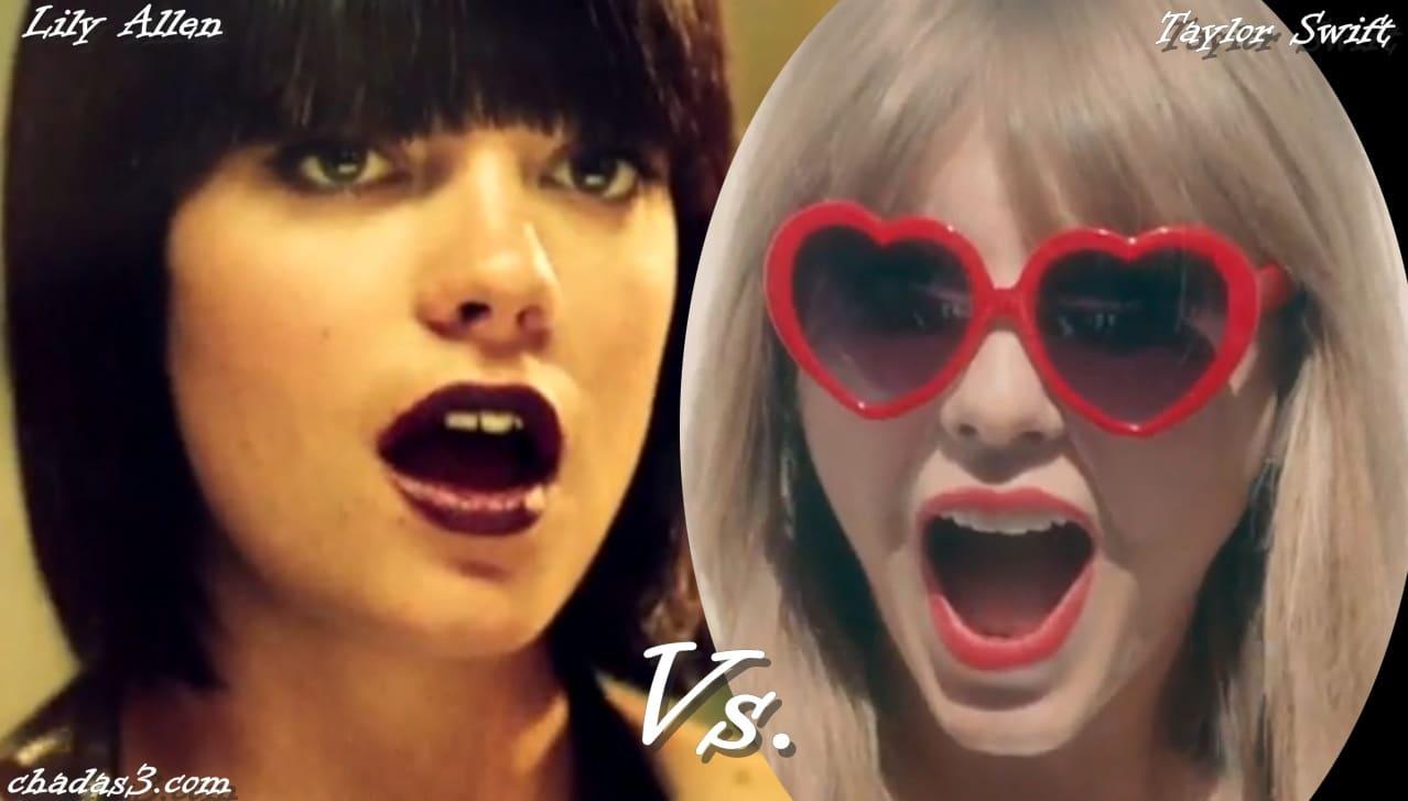 Photo of Lily Allen attacca Taylor Swift per il sabotaggio a Katy Perry