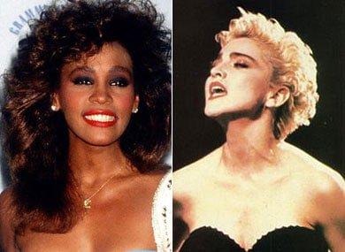 Madonna contro Whitney