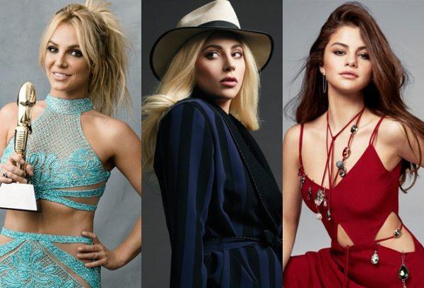 Britney Gaga Selena Gun Control