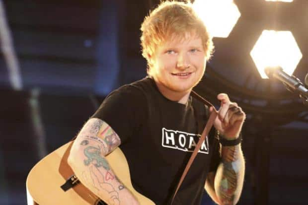 Ed Sheeran Collaborazioni