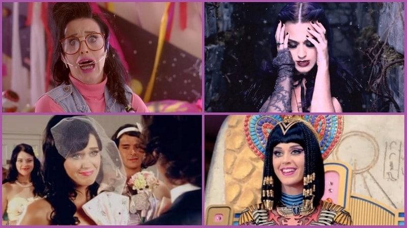 Photo of I migliori singoli di Katy Perry dal 2008 ad oggi