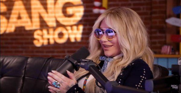 Kesha Interview