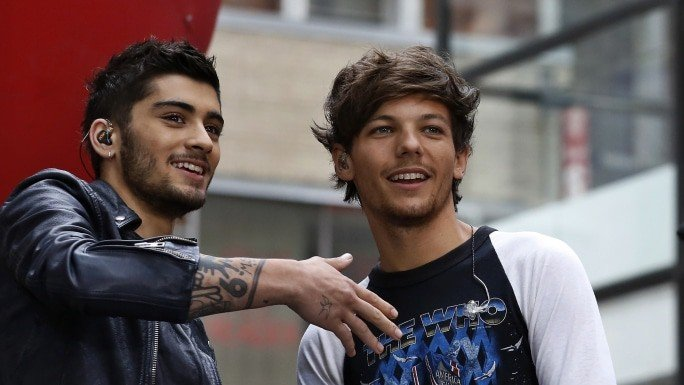 """Photo of Louis Tomlinson: """"Pace fatta con Zayn, devo ringraziare mia mamma"""""""
