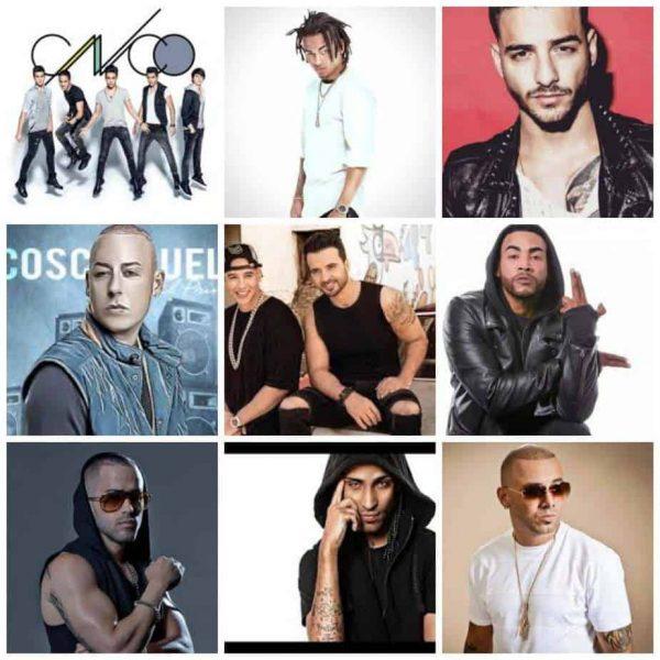 canzoni reggaeton estate 2017