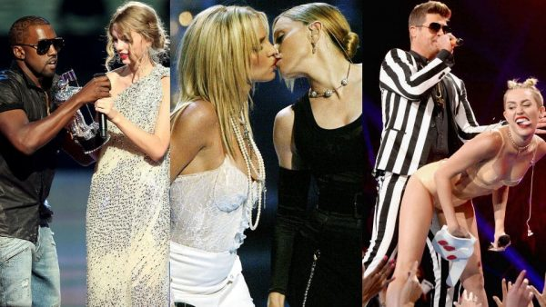 Vma Most Outrageous Moments
