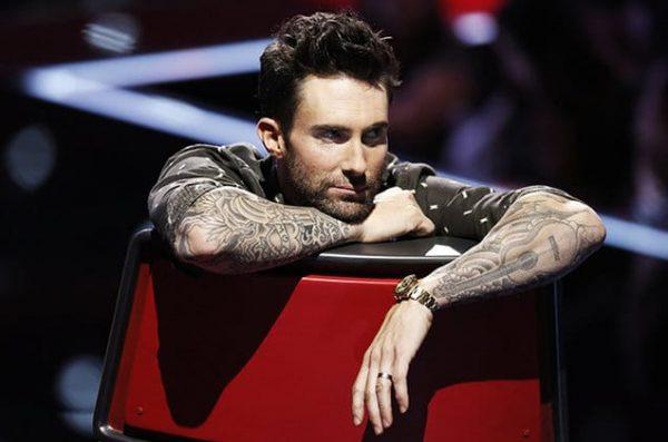 Adam Levine contro VMAs