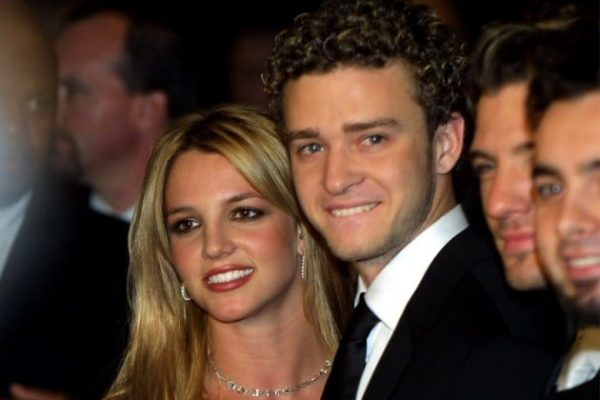 Britney Spears Justin Timberlake 2002 Grammys