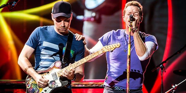 Photo of Coldplay: ecco Houston #1, brano dedicato alle vittime dell'uragano!