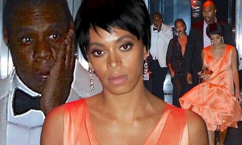 Jay-Z Beyonce Solange Rissa
