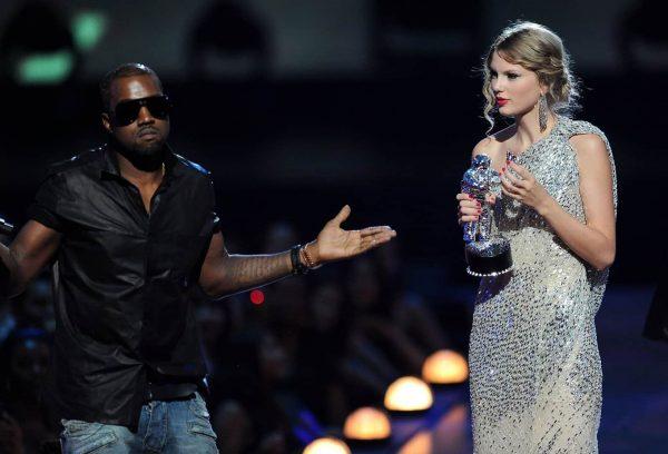 Kanye Taylor Swift Feud