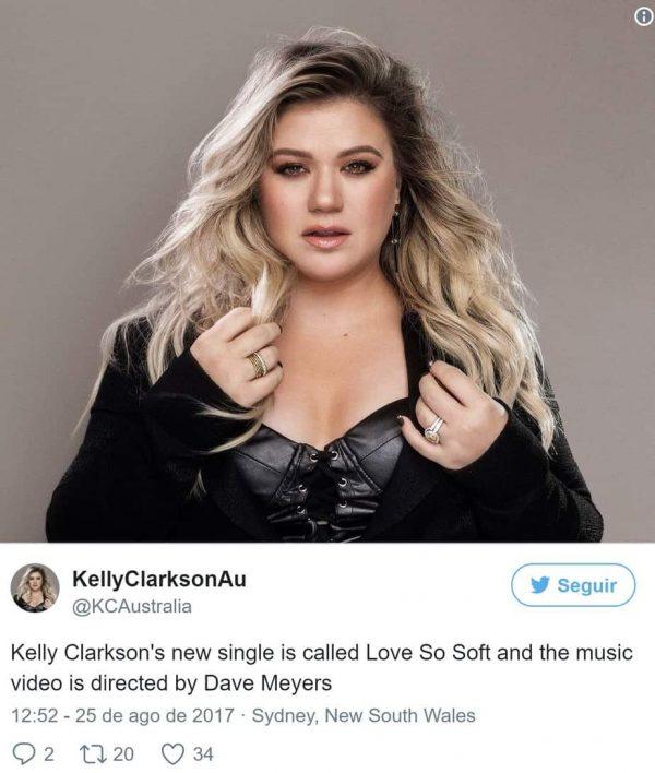 Kelly Clarkson Love So Soft