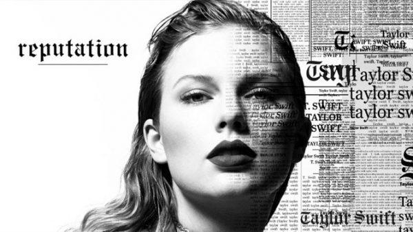 Taylor Swift – Reputation – 10 Novembre