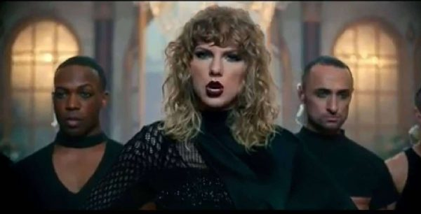 Taylor Swift Look What You Made To Me Video