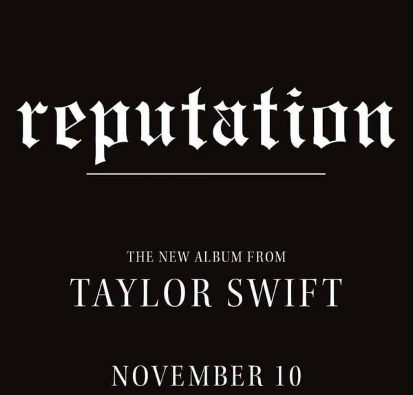 Reputation 10 Novembre Taylor
