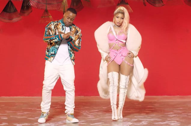 Yo Gotti Nicki Minaj Rake It Up Billboard 1548