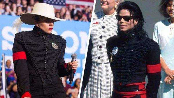 Lady Gaga Michael artisti più cercati