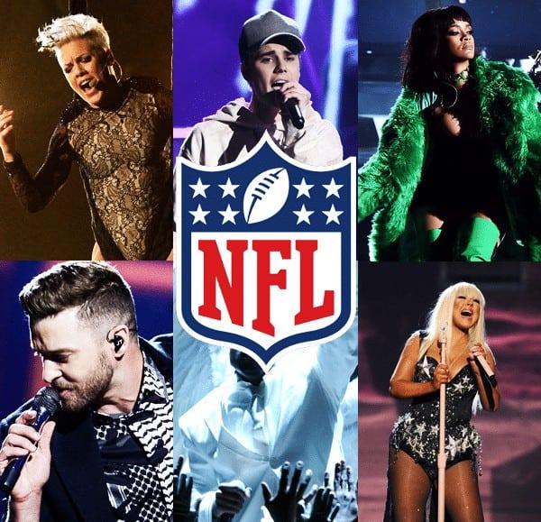 Photo of NFL SuperBowl 2018: Christina Aguilera contattata? Ecco i 6 papabili candidati!