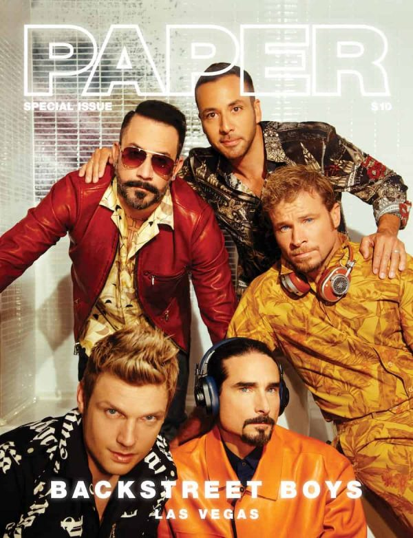 Backstreet Boys ritorno