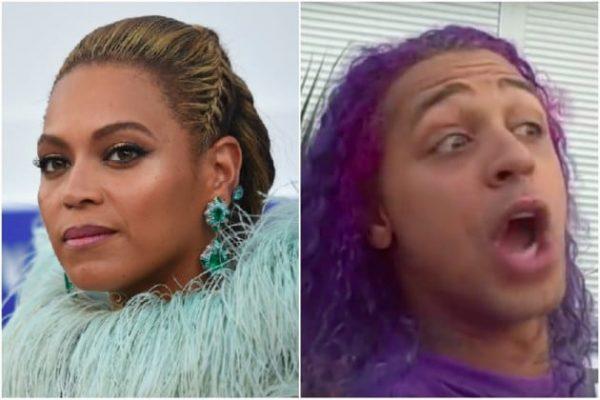 Beyonce Messy Mya
