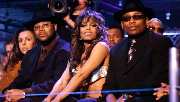 janet jackson Jimmy Jam Terry Lewis Documentario