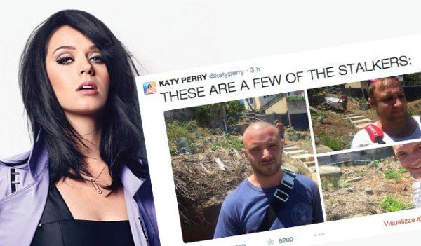 Katy Perry Stalker