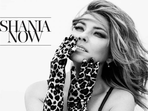 Shania Twain – Now – 29 Settembre