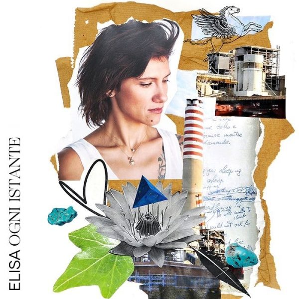 Elisa Ecco La Copertina Del Singolo Ogni Istante Bkb