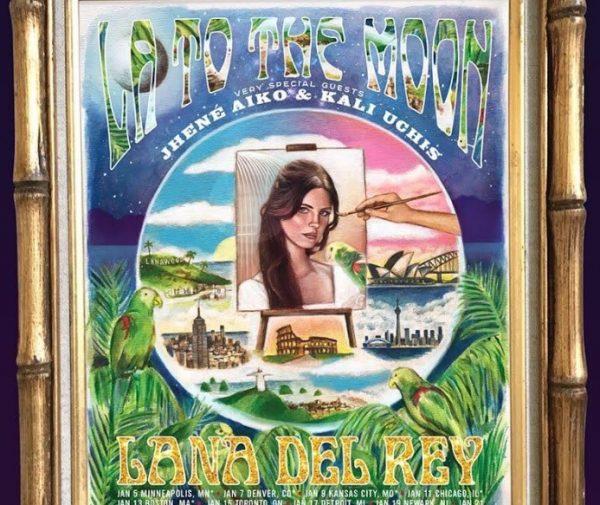 Lana Tour Dates